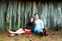 Chase and Taylor Engagement Pictures